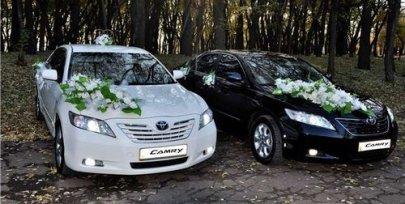 Ульяновск свадебный кортеж